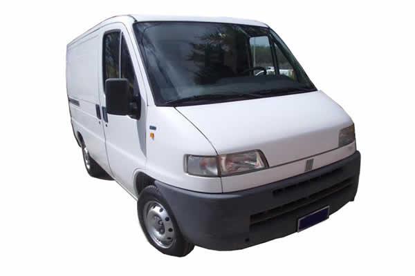 Noleggio furgone con autista